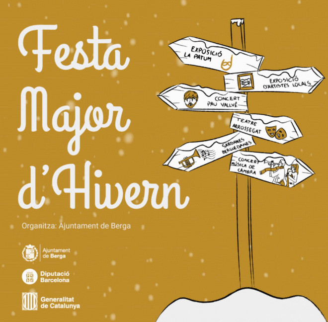 Festa Major d'Hivern 2020 @ Berga