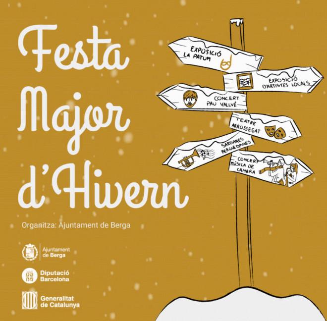 Festa Major d'Hivern 2020 @ Berga