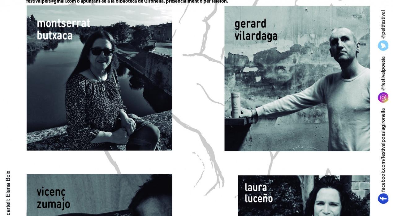 Festival poesia Vila de Gironella 2020