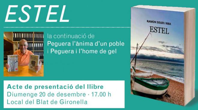 Presentació llibre ESTEL, de Ramon Soler @ Local del Blat (GIRONELLA)