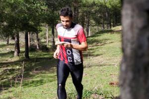 El berguedà Pau Llorens, campió d'Espanya d'Orientació de Llarga Distància