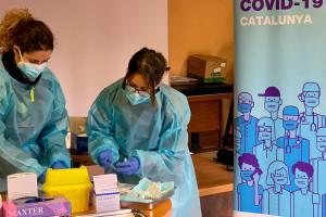 Les residències del Berguedà no han detectat cap nou cas de Covid-19 des del 31 de gener