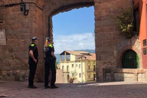 La Policia Local de Berga estrena un servei per assessorar els veïns els dies després de patir un accident