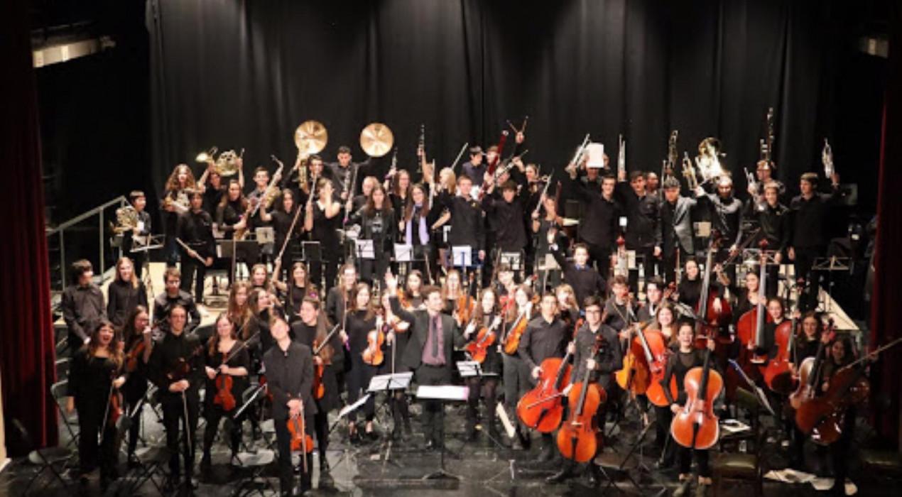 Orquestra del Conservatori de Música dels Pirineus