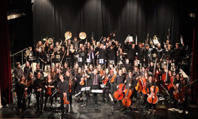 Orquestra del Conservatori de Música dels Pirineus @ Teatre Municipal de Berga