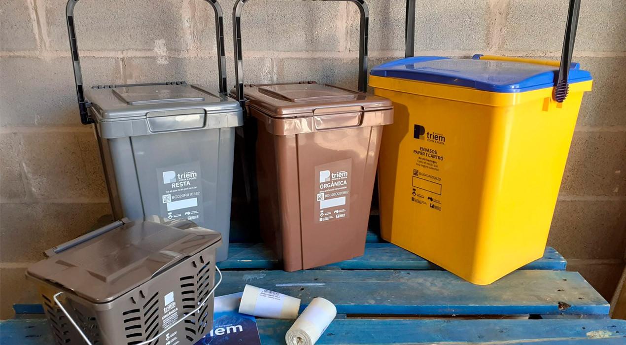 Quant recicla cada municipi del porta a porta al Berguedà?