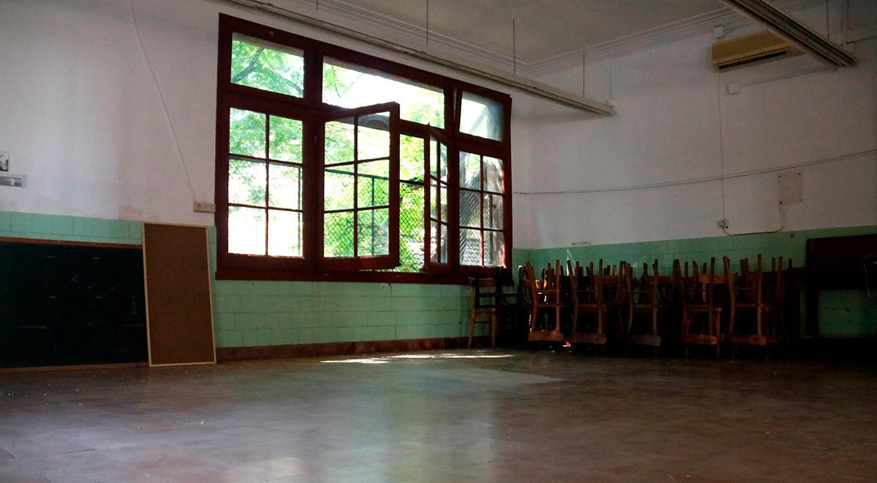 L'Ajuntament de Berga exigeix a la Generalitat que posi ventilació mecànica a les aules de les escoles públiques