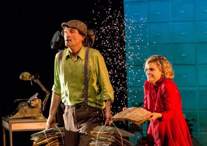 La nena dels pardals @ Teatre Municipal de Berga