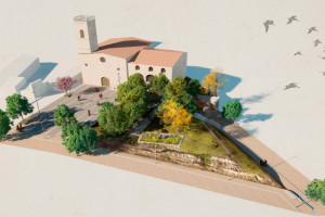 L'Ajuntament d'Avià invertirà més de mig milió d'euros en la urbanització de la plaça de l'Església