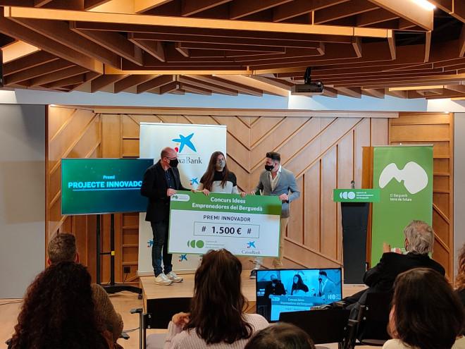 Premi Innovador - Concurs Idees Emprenedores