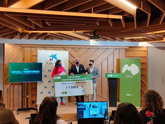 Premi Social i Territorial - Concurs Idees Emprenedores
