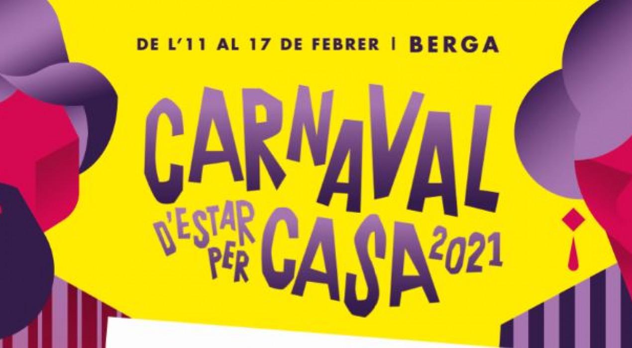 Carnaval d'estar per casa 2021