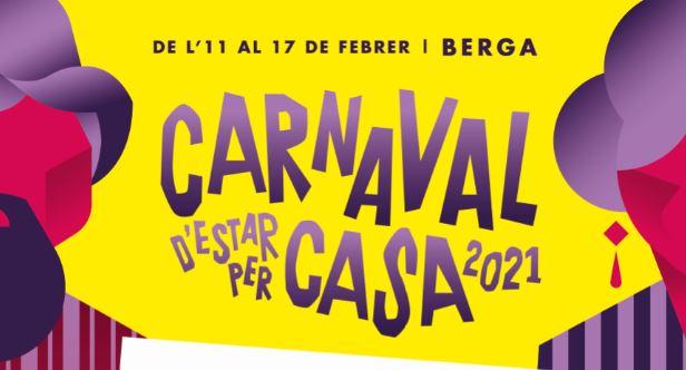 Carnaval d'estar per casa 2021 @ online