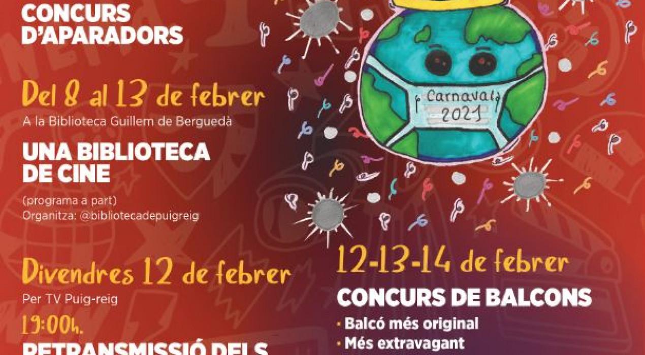 Carnaval de Puig-reig 2021