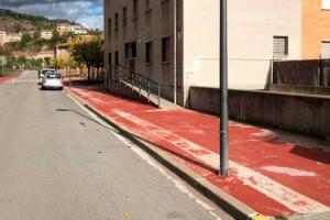 Guardiola de Berguedà canviarà el ciment del barri de l'Estació per llambordes
