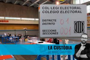 La Catalunya que vota diferent només demana més orelles