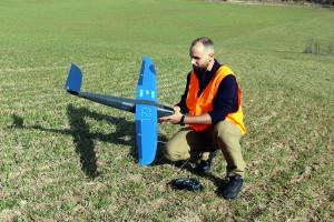 Engeguen a Olvan una prova pilot d'un sistema per controlar els ramats de vaques amb drons
