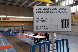 Quatre de cada 10 persones del Berguedà no han anat a votar a les eleccions del 14-F