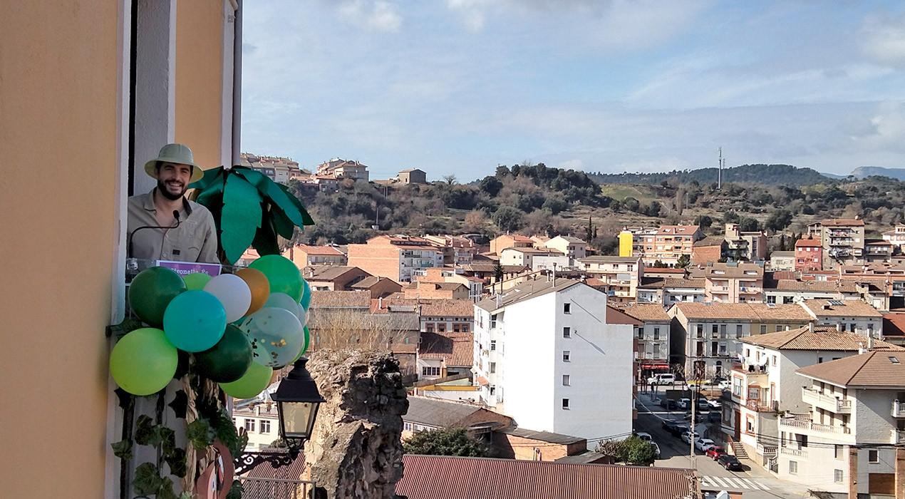 Gironella converteix el Carnestoltes en una competició de disfresses entre els dotze barris del municipi
