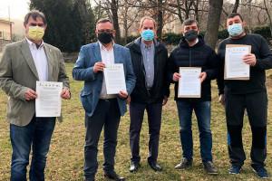 Acord per impulsar un nou parc natural a l'Alt Berguedà, entre Cercs, Fígols i Vallcebre