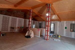 La segona planta del Museu d'Art del Bolet de Montmajor es convertirà en una sala polivalent aquesta primavera