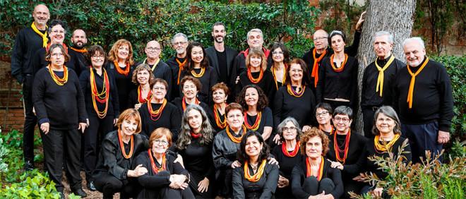 Cor de Ponent @ Monestir de Sant Llorenç (GUARDIOLA DE BERGUEDÀ)