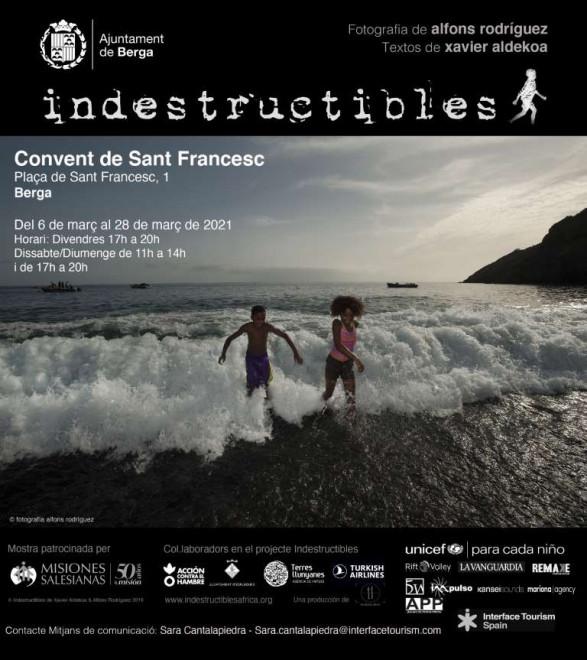 """Exposició """"Indestructibles"""" @ Convent de St. Francesc (BERGA)"""