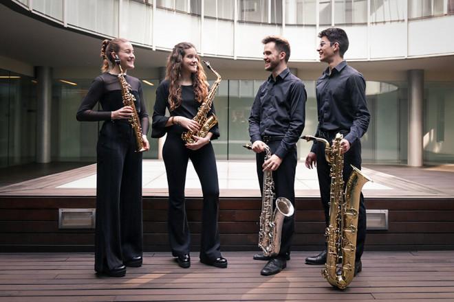 Delia Quartet @ Monestir de Sant Llorenç (GUARDIOLA DE BERGUEDÀ)