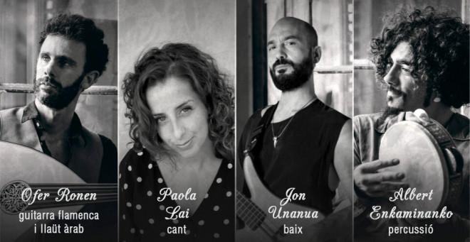 Ofer Ronen Quartet @ Monestir de Sant Llorenç (GUARDIOLA DE BERGUEDÀ)
