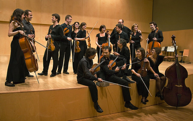 Orquestra de Cambra Terrassa @ Monestir de Sant Llorenç (GUARDIOLA DE BERGUEDÀ)