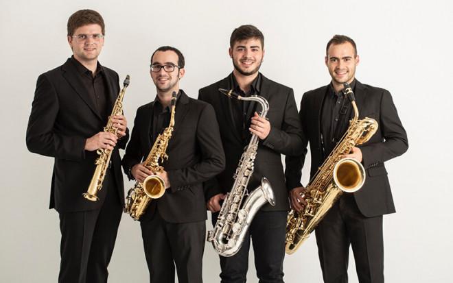 Quartet Mestral @ Monestir de Sant Llorenç (GUARDIOLA DE BERGUEDÀ)