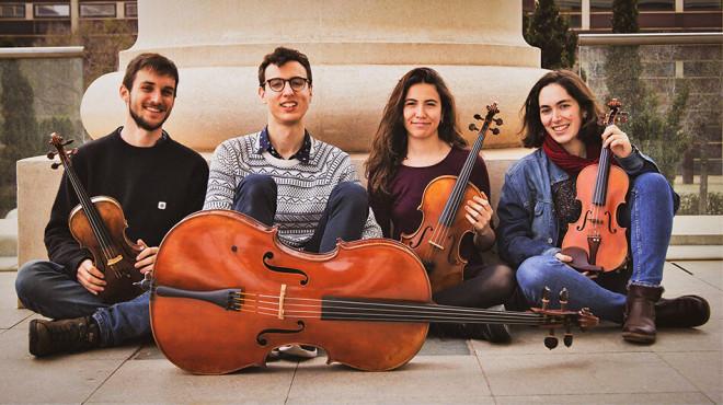The Parra Quartet @ Monestir de Sant Llorenç (GUARDIOLA DE BERGUEDÀ)