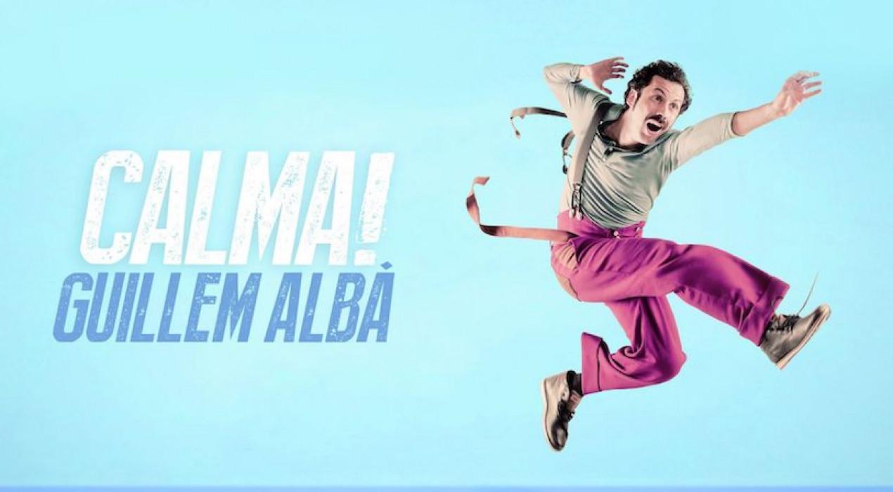CALMA! de Guillem Albà