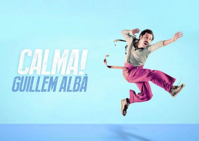 CALMA! de Guillem Albà @ Teatre de l'Ametlla de Merola