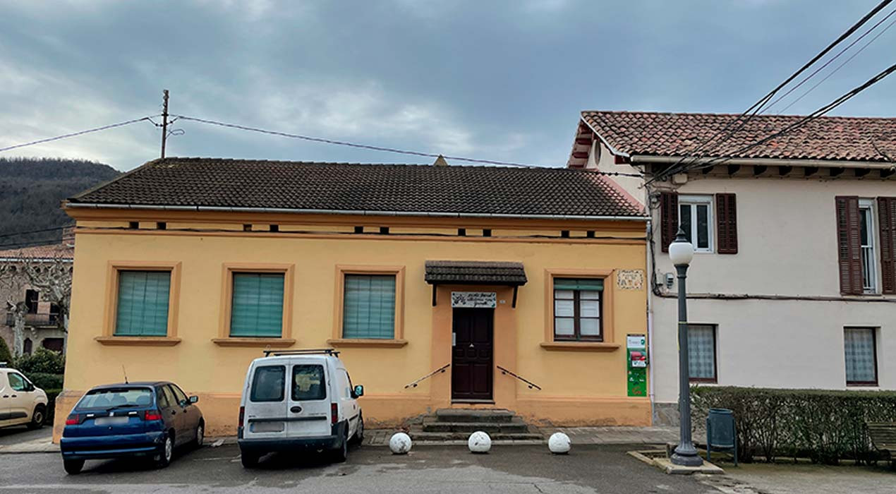 Gironella crearà un espai de coworking municipal a l'antiga llar d'infants de Viladomiu Nou