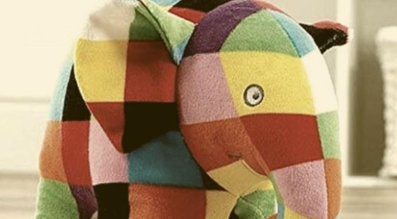 Elmer, l'elefant de colors