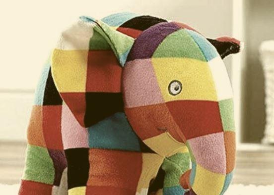Elmer, l'elefant de colors @ Cinema Catalunya (BERGA)