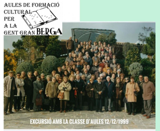 Exposició 25è aniversari Aules per a la Gent Gran @ Casal Cívic (Pl. Sant Joan · BERGA)