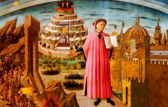 Exposició 700 anys de Dante Alighieri @ Monestir de Sant Llorenç (GUARDIOLA DE BERGUEDÀ)