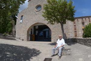 Mossèn Ramon Barniol deixa Queralt, després de 27 anys com a capellà del santuari