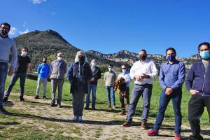 Avià, Capolat i la Federació Aèria desprivatitzen els camps d'aterratge i enlairament de parapent del Berguedà