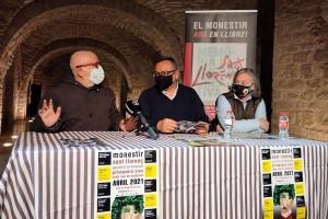 El batec de la cultura torna al monestir de Sant Llorenç amb 21 propostes fins al juny