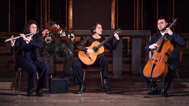 "Trio ""Dauris"" @ Monestir de Sant Llorenç (GUARDIOLA DE BERGUEDÀ)"