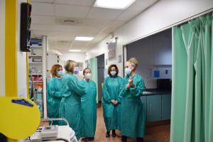 L'hospital de Berga traslladarà les urgències a l'edifici nou per disposar d'un espai quatre vegades més gran