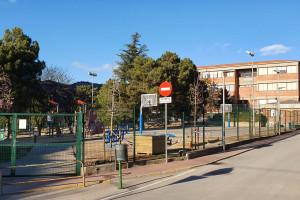 L'Ajuntament de Berga i la Generalitat invertiran 123.000 euros a renovar les finestres de l'Escola de Santa Eulàlia