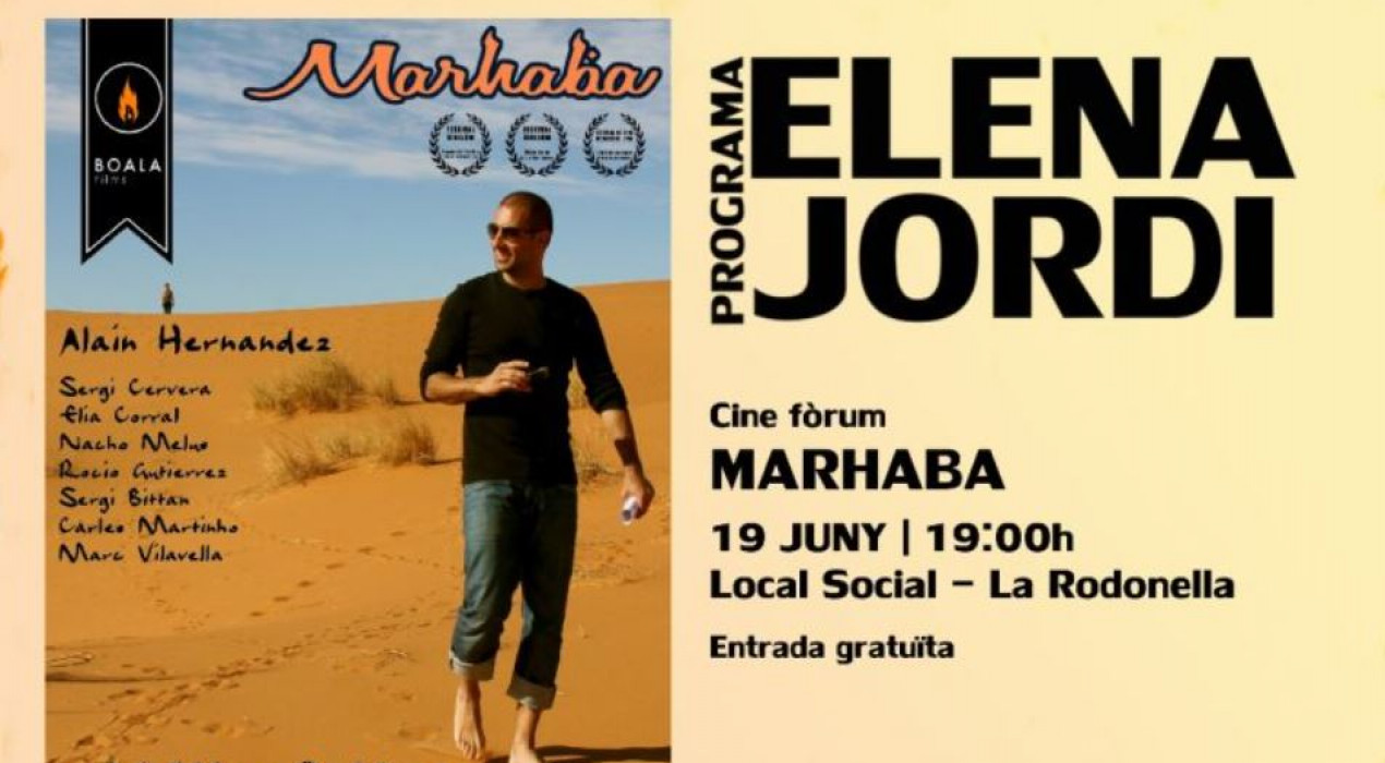 "Cinefòrum ""Marhaba"""