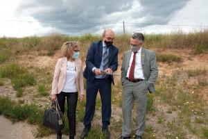 Els empresaris insisteixen al conseller d'Empresa que la manca de sòl industrial fa perdre oportunitats al Berguedà
