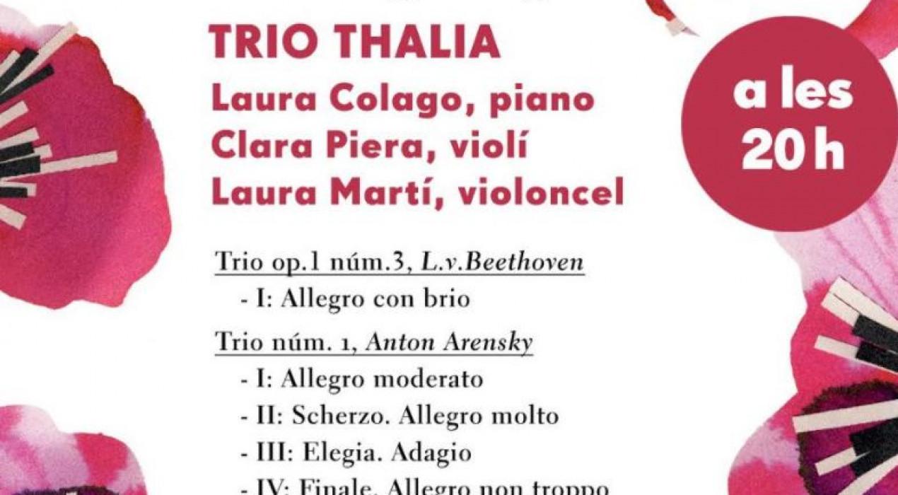 CONCERT Trio Thalia