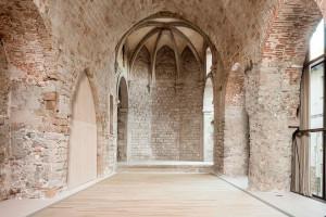 La transformació de l'església vella en l'Espai Santa Eulàlia de Gironella, seleccionada als FAD d'Arquitectura i Interiorisme