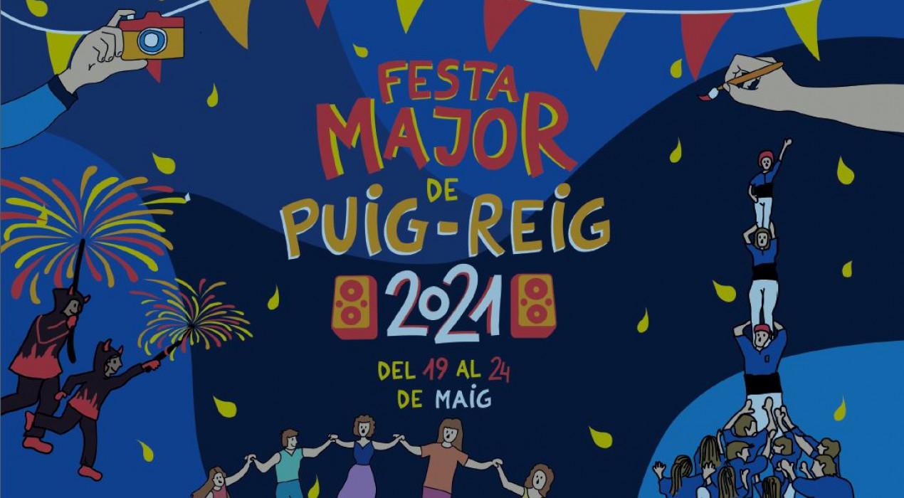 Festa Major de Puig-reig 2021
